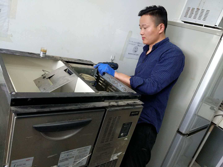 中国农业科学院植物保护研究所 制冰机 检修