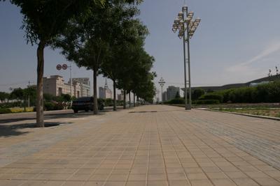 内蒙古赤峰市市政工程使用德厦产品
