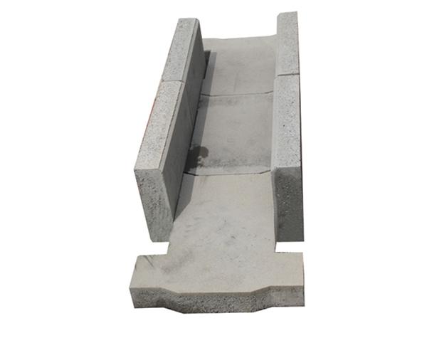 公路制品系列之組裝泄水槽