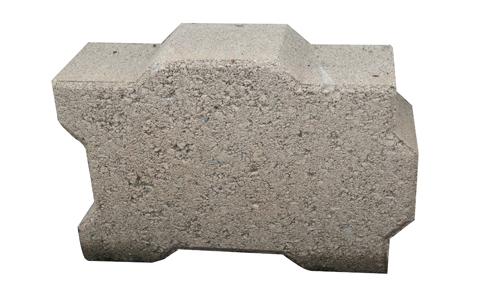 透水砖系列之本色透水大互锁砖