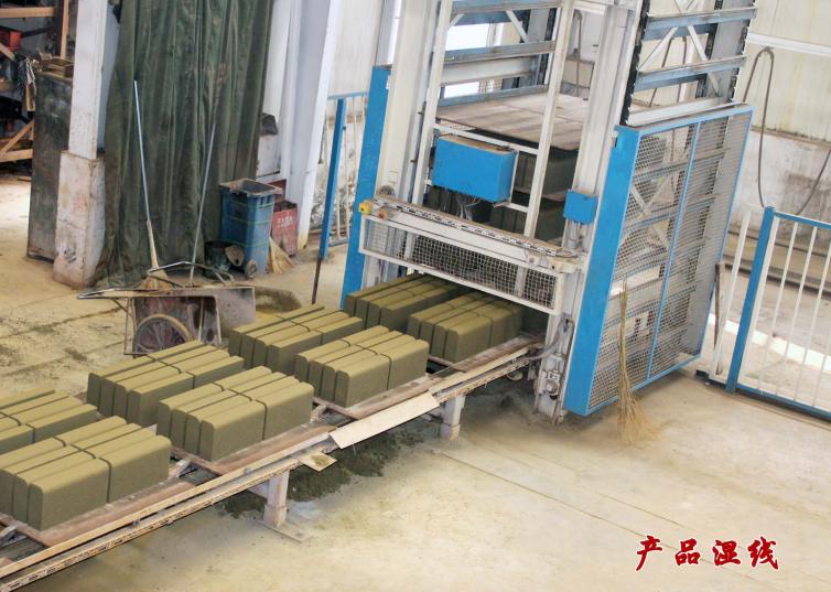 公司生产线机械设备产品湿线