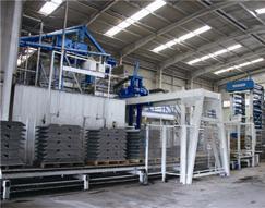 公司生产线机械设备