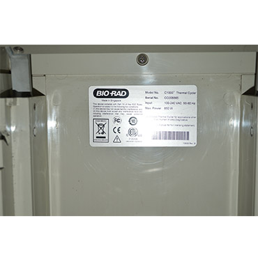 【RS40003/RS40004】BIO-RAD C1000 PCR仪