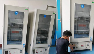 SANY0储血冰箱型号mpR一506D 检修