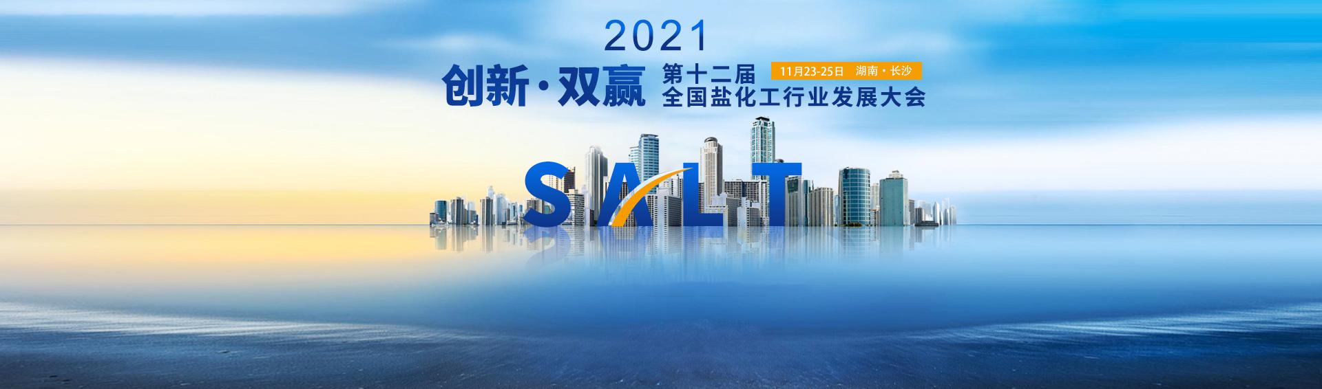 2021年第十二届全国盐化工行业发展大会