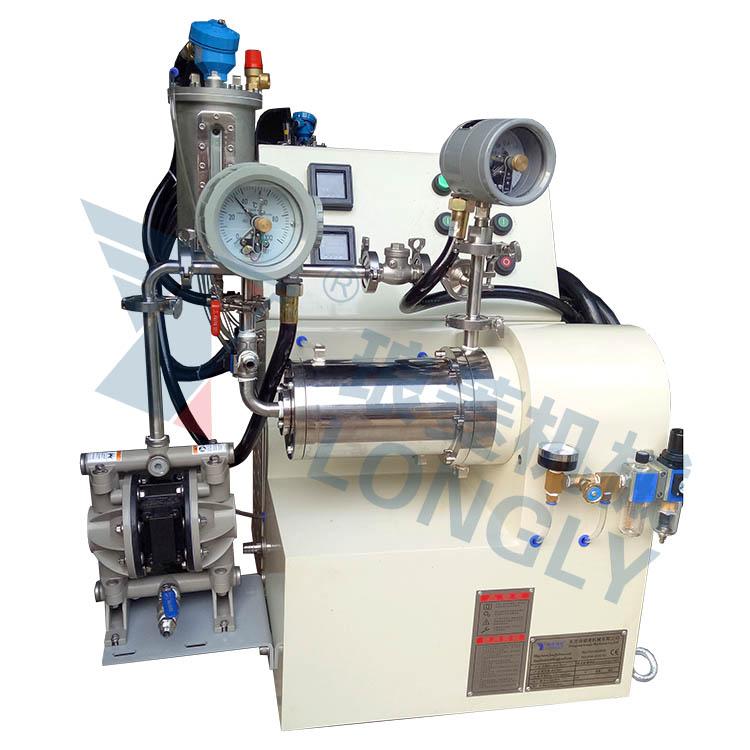 实验室盘式砂磨机LSM-1.4L