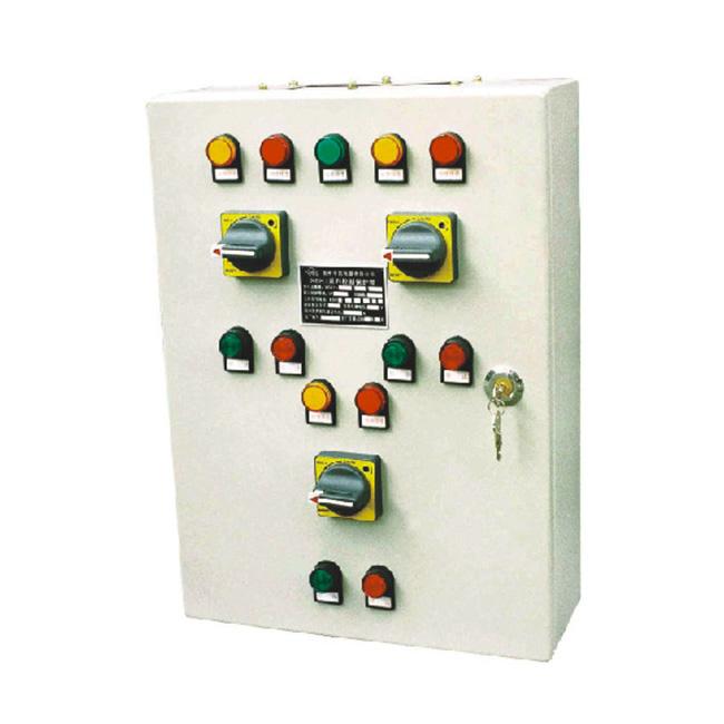 控制箱及配电柜