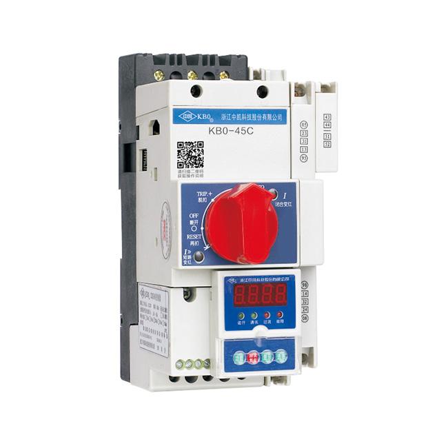 KB0-E数字化高级型控制与保护开关电器