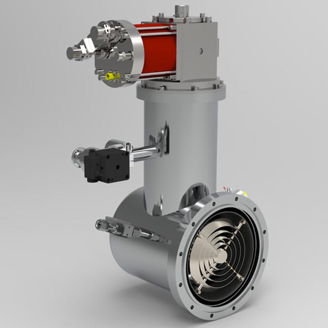 200mm口径低温泵